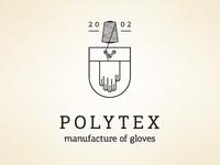 Polytex — joke logo for client))))