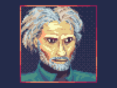 Portrait character design character person portrait art portrait art design pixelart pixel