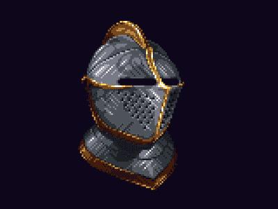 15th Century Knight armor knight medieval pixel pixelart art
