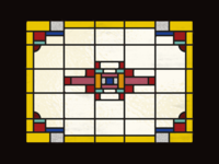 Stained glass  |  3