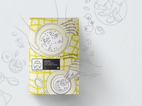 Grain Stories- Breakfast Cereal Packaging