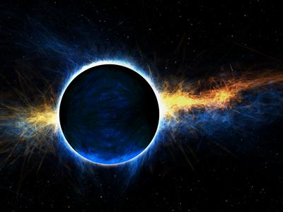 Birth of a planet jalehafshar