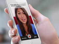 HireVue iOS Interview Experience