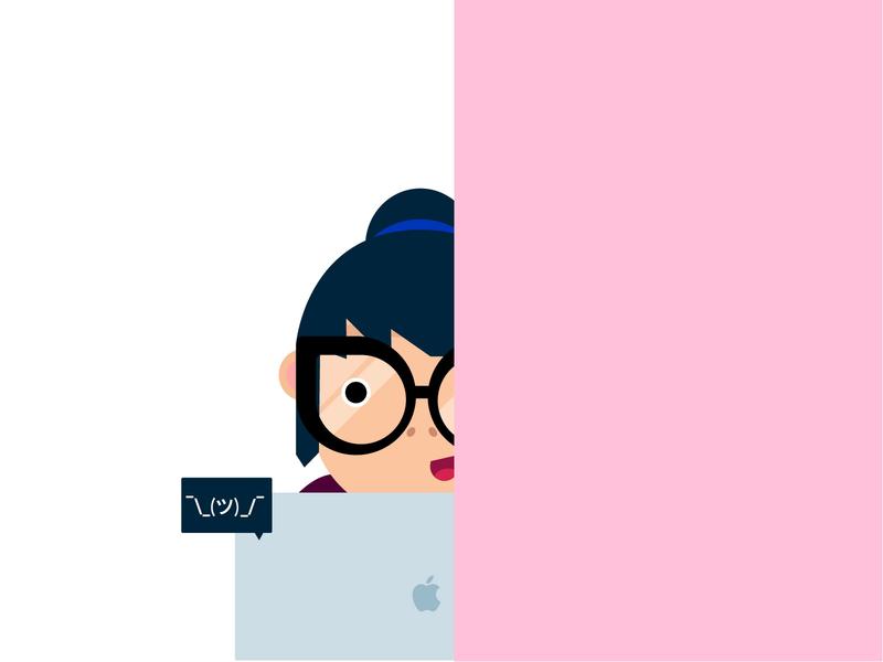 Niloofar procreate design ui illustration