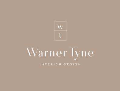 Warner Tyne - Interior Designer Branding