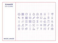 Made By Made | Line Icons – 3 in 1 Collection