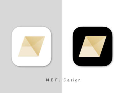#Daily_UI 005 App Icon
