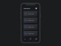 3D Effect - Pastryy Mobile App