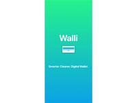 Walli - Smarter. Cleaner. Digital Wallet.