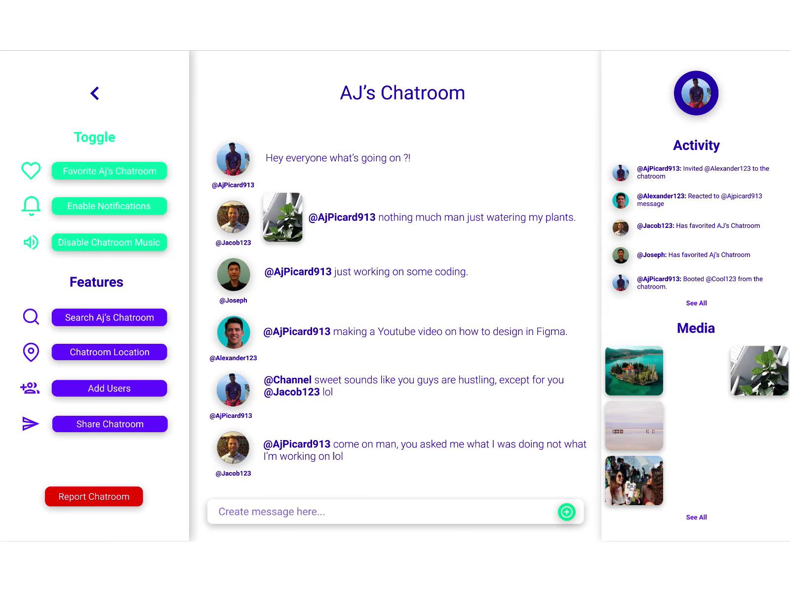 Chatroomweb