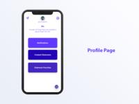 Chad Profile Page