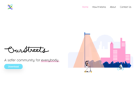 OurStreeets - New Website