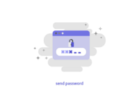 Disposable password