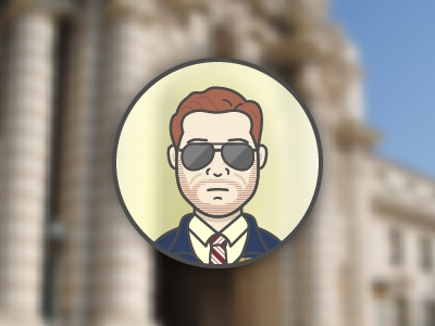 Bert Macklin, FBI parks and rec bert macklin