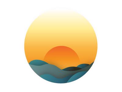 A little Sunset