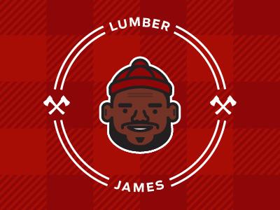 Lumber James