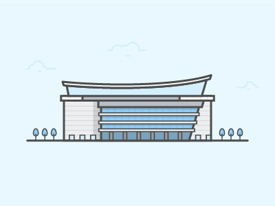 The Scott hockey stadium st. louis blues