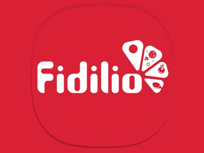 fidilio logo stuffs food
