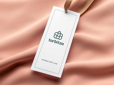 Torbitza Logo Final Elaboration brand designer knitting fashion brand fashion elegant art direction icon symbol mark branding design clean design logotype logo design brand identity brand development branding label logo knitted torbitza