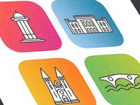 Sarajevo App Icon