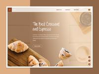 Boutique Mercato Landing Page