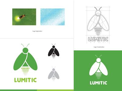 Lumitic Logo Design