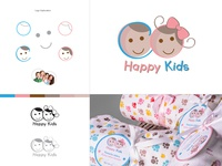 Happy Kids Branding