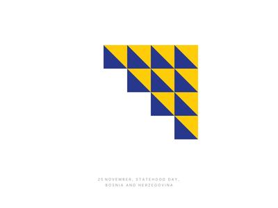 25 November, Statehood Day, Bosnia and Herzegovina