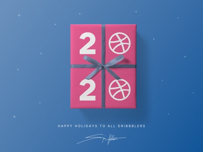 Happy Holidays to all Dribbblers