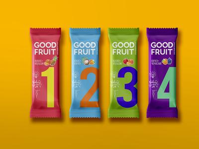 Fruitbars GoodFruit