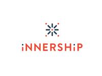 Logo innership v5 logo bleudark