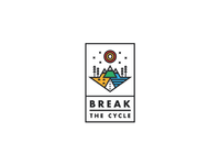 Logo design for 'Break the Cycle'