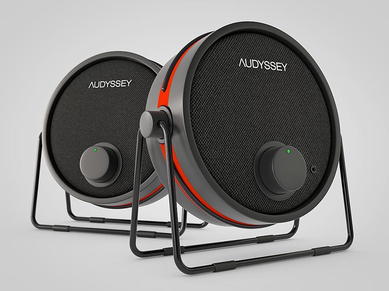 Audyssey speaker v2