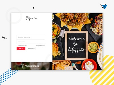 Food Web Concept ( Sign in)