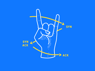TCP Rocks rock join swag ux ui stack security salemove hand illustrations cx customer experience
