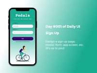 100 Days of UI / Day 1