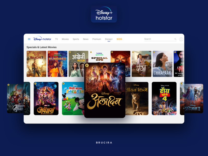 Disney Posters web streaming uiux spider avengers marvel disney movie