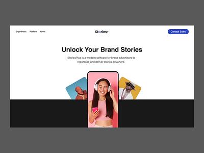 Home Interaction mumbai web uiux india vector app design mobile agency stories website ui design gif video ux ui illustration