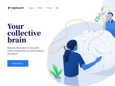 Collective Brain