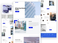 Real Estate_ landing page | Explore