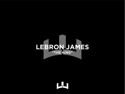 Lebron James Shoe Logo