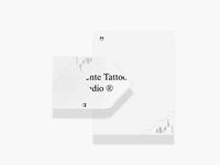Bente Tattoo Studio - Letterhead And Envelope