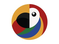 Macaw Logo Concept
