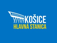Logo concept for Košice - Hlavná stanica