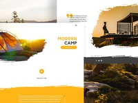Website about camping