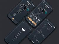 Mobile design DJI
