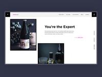 Winestore e-commerce