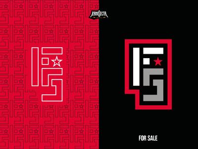 F+ 5 LOGO - FOR SALE setup graphic minimal vector esports icon typography ui branding keyboard gaming monogram logo logotype f5 logo