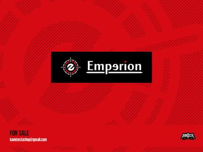 Emperion logo app icon image team ui branding sport elegant imagination vector imperial logo emperor emperion