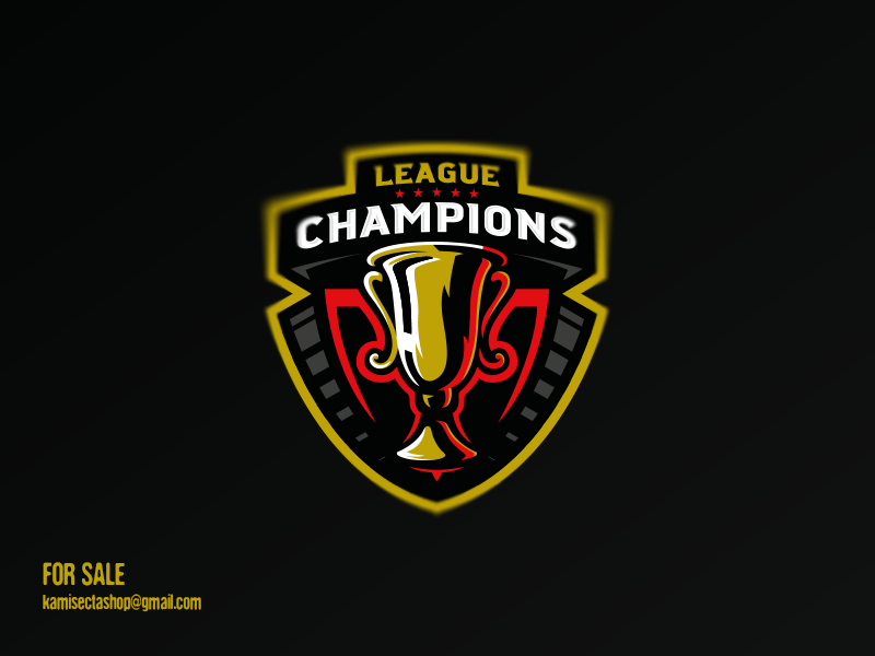champions league logo sold by kamisecta on dribbble champions league logo sold by